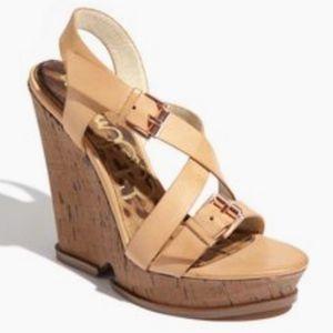 Sam Edelman Shoes - Sam Edelman Josie Wedge Sandals